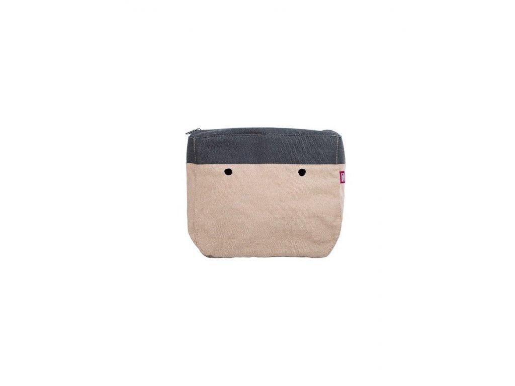 Vnitřní taška velká NERO