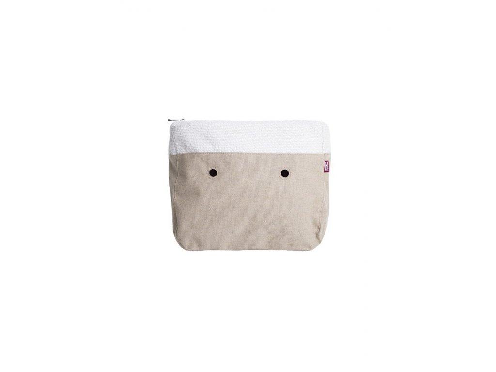 Vnitřní taška velká LANA BIANCA