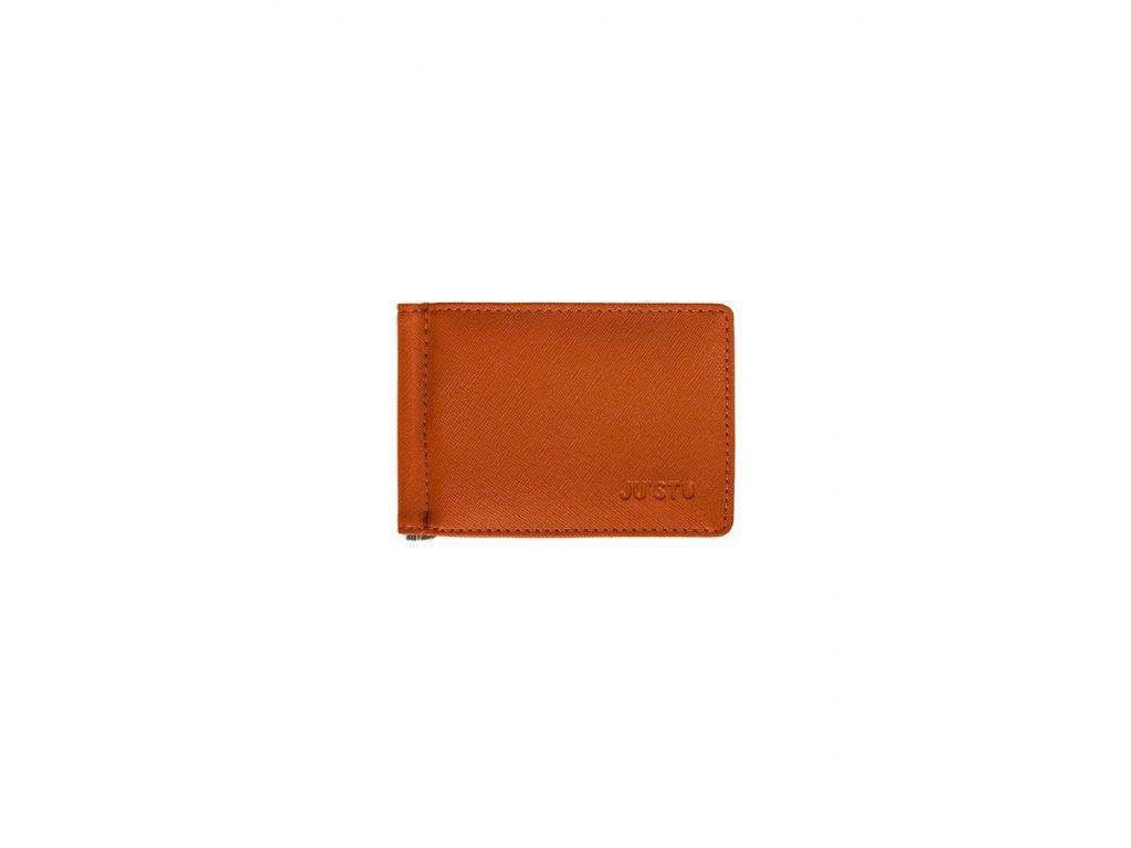 Pánská peněženka ekokůže ARANCIO SCURO